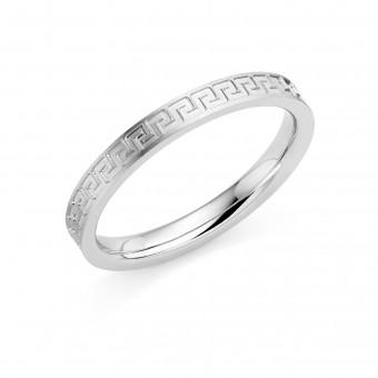 Platinum 2.5mm Benigna wedding ring
