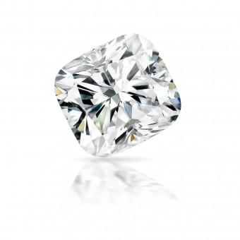 2.02 carat Cushion cut diamond