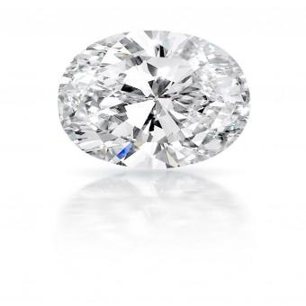 2.04 carat Oval cut diamond