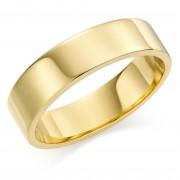 18ct yellow gold 6mm Windsor wedding ring