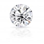 0.37 carat Round cut diamond