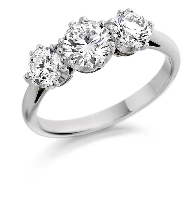 Protecting Your Platinum Diamond Ring