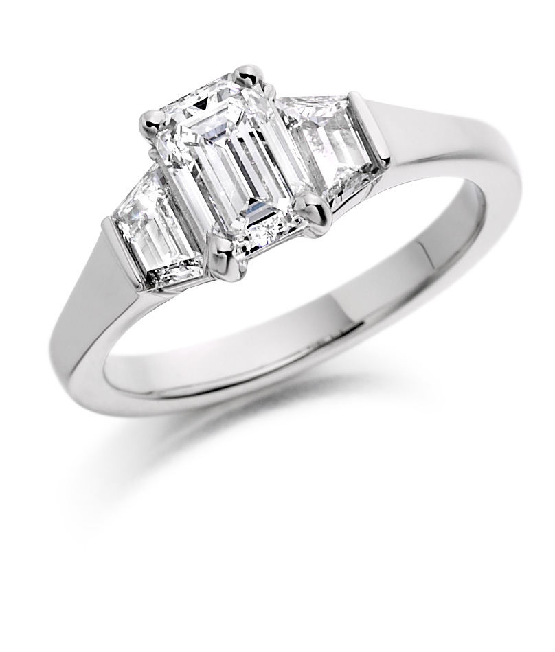 GIA Certificated Diamond Engagement Rings in Hatton Garden