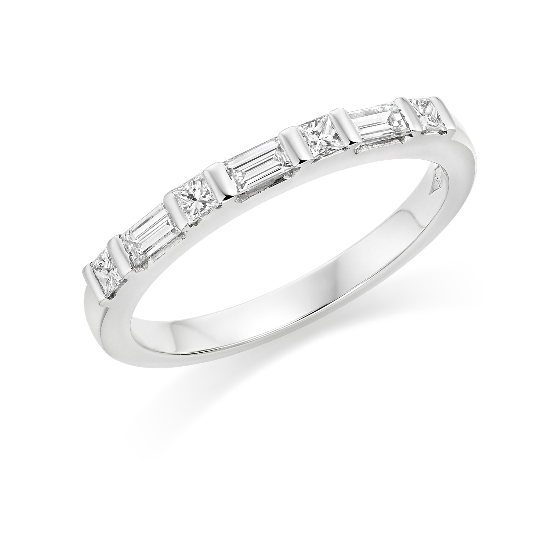 Gavriella Eternity Ring Hatton Garden