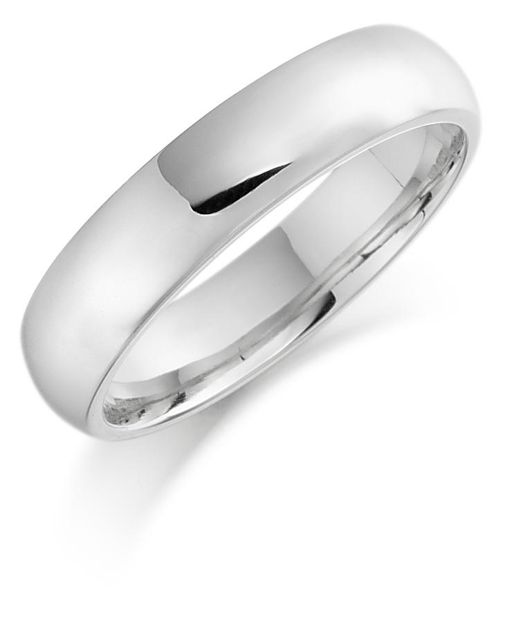 Classic Wedding Rings Hatton Garden