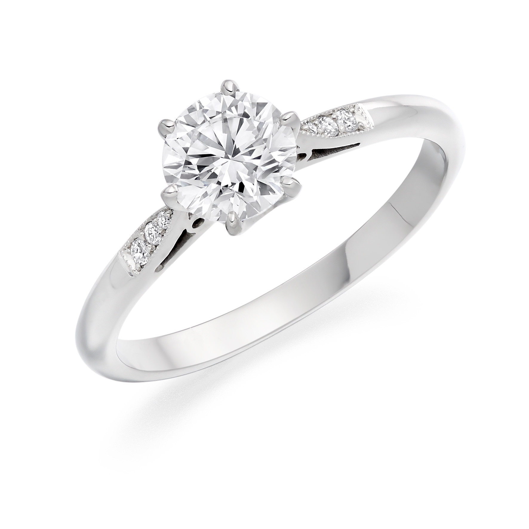 Engagement Rings in Hatton Garden, London